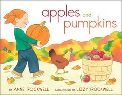 Apples and Pumpkins Preshool Homeschool October Books
