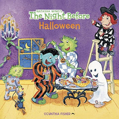 The Night before Halloween Preschool Homeschool October Toddler Books