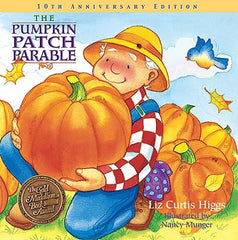 The Pumpkin Patch Parable Preschool Homeschool October Toddler books