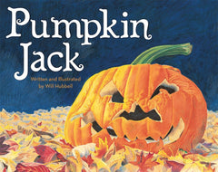 Pumpkin Jack Preschool Homeschool October Books