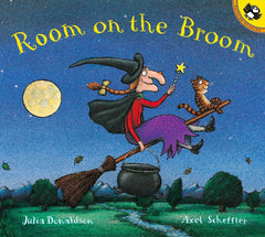 room on the broom - homeschool preschool books - october