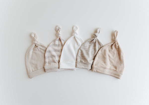 Joanna & Chip Gaines Loves Newborn Knotted Hats - LITTLEMISSDESSA