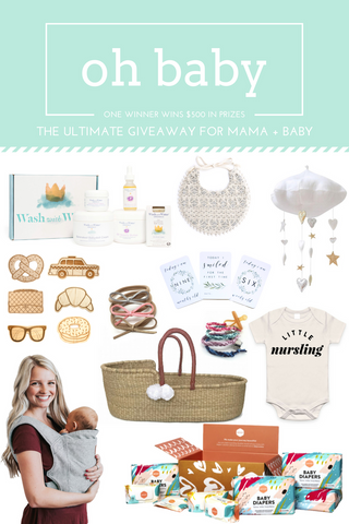 Mama and baby giveaway - Littlemissdessa,  billy bibs, plum & sparrow, wash with water, lexy pexy, blossom & pear, Baby Jives & Co, Loved by Sophia Claire, Parasol, Happy Baby Wrap & Carrier,
