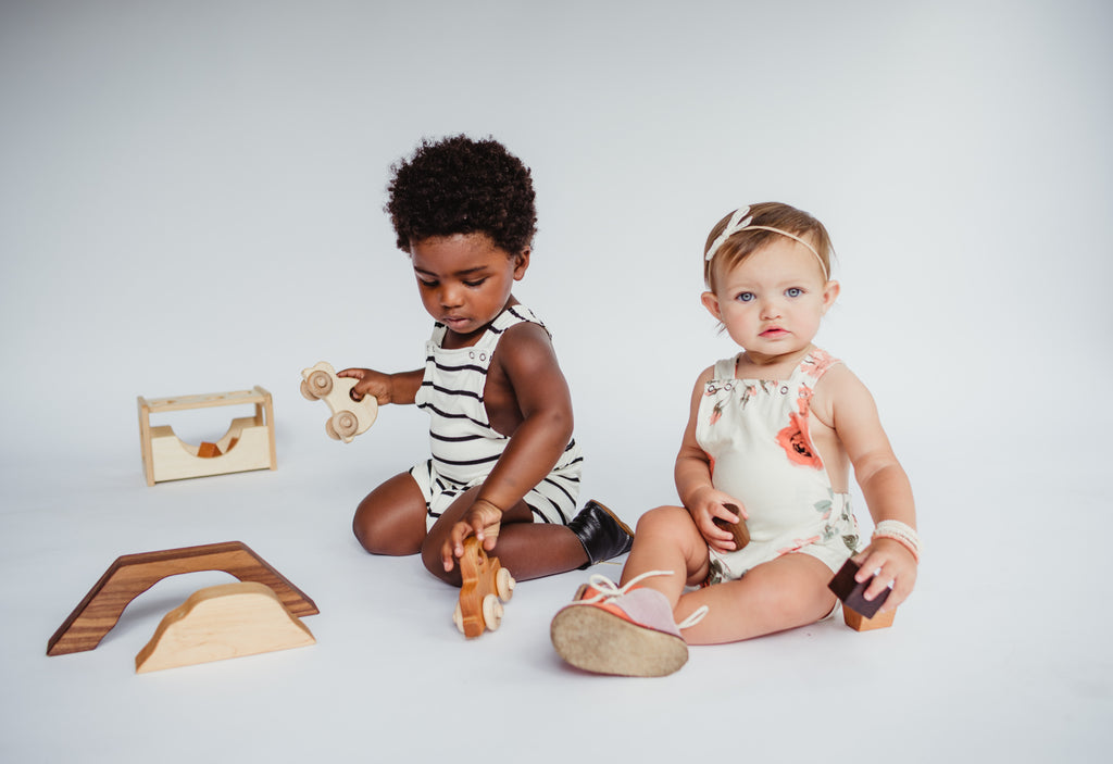 Kidswear clothing range for baby boys and baby girls
