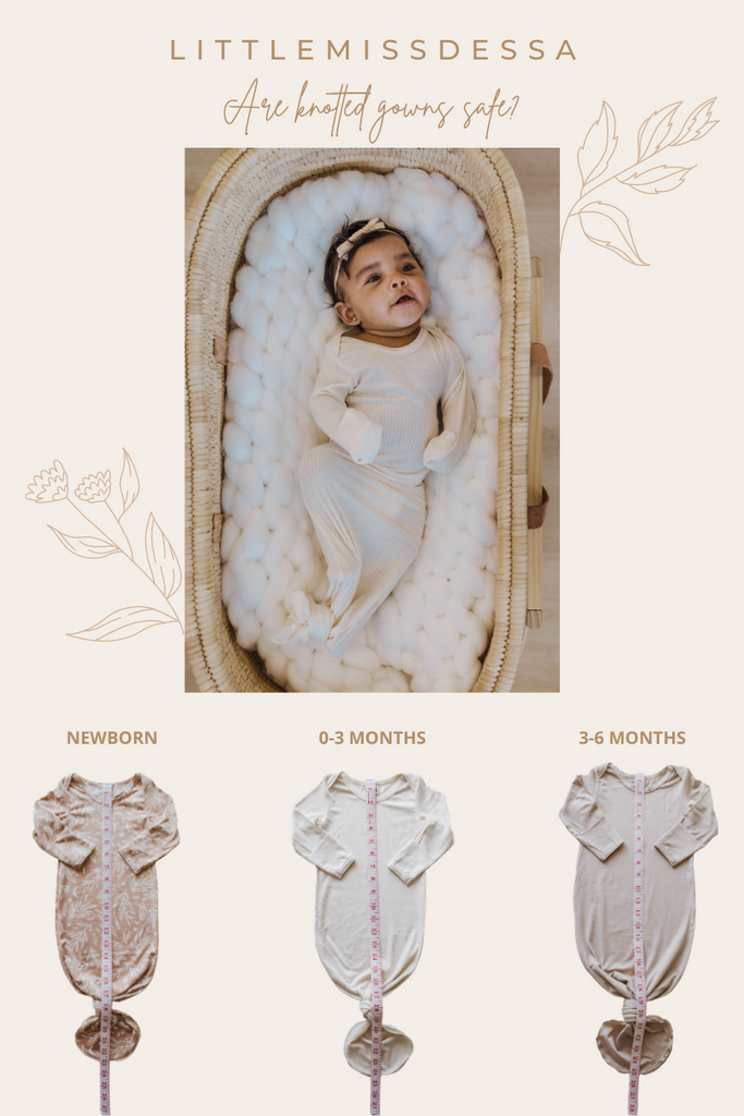 Knotted Gowns: Are they safe for babies?