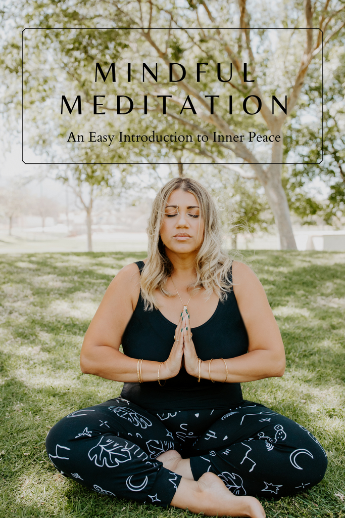 Mindful Meditation: An easy introduction to inner peace