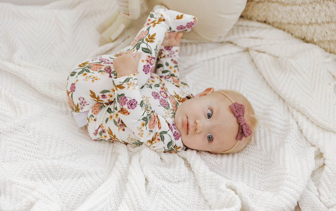 Snuggle Set | Vintage Meadow - LITTLEMISSDESSA