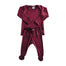 Snuggle Set | Burgundy Rib