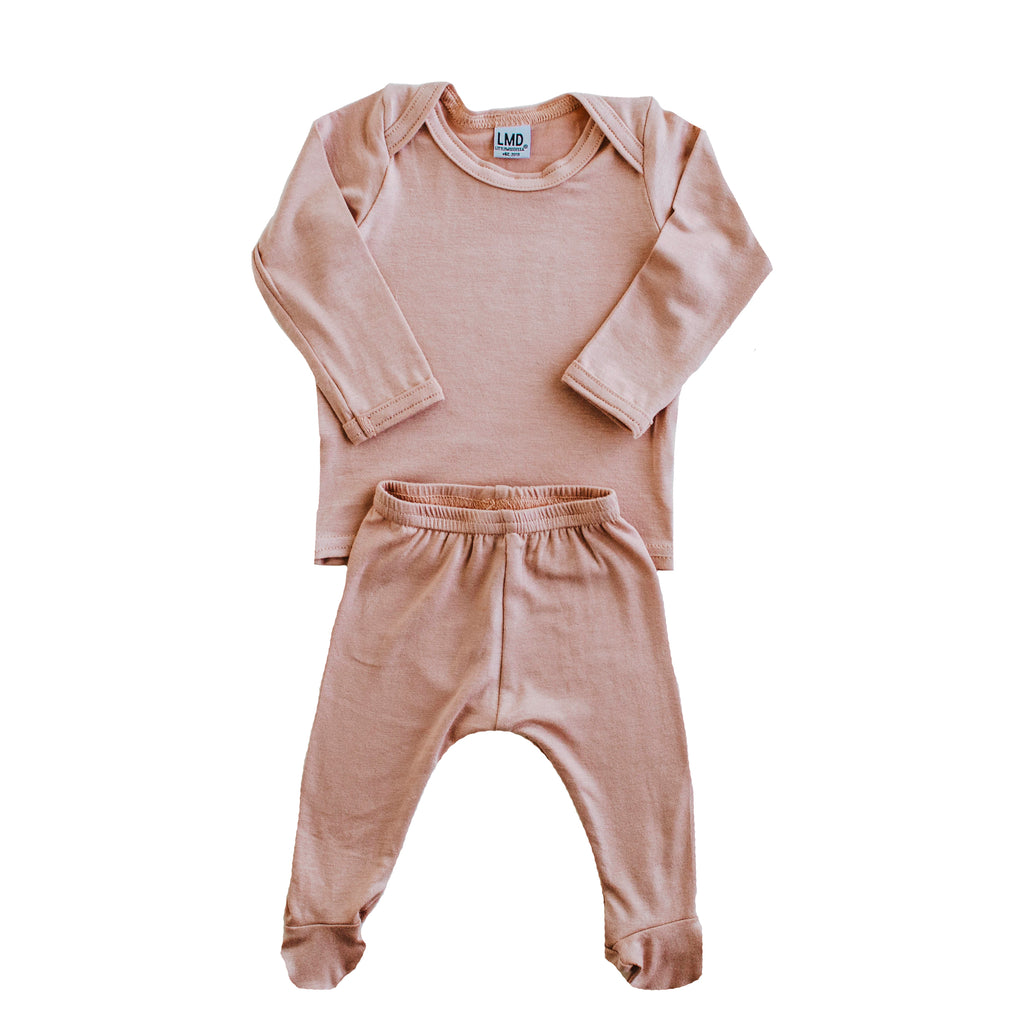 LITTLE NURSLING™ ESSENTIAL SNUGGLE SET | DUSTY MAUVE
