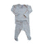 LITTLE NURSLING™ ESSENTIAL SNUGGLE SET | Grey & White Stripe