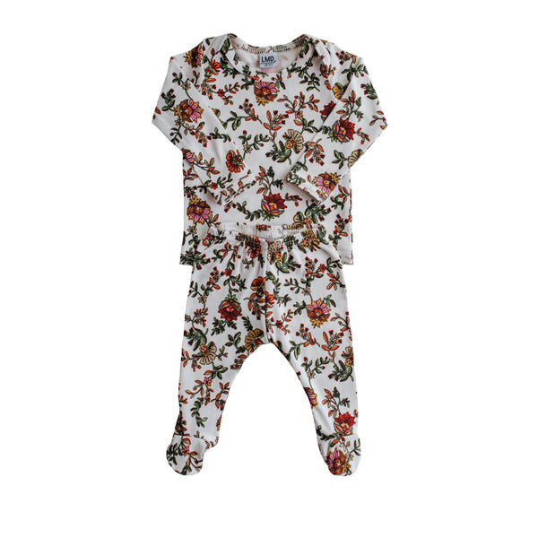 LITTLE NURSLING™ ESSENTIAL SNUGGLE SET | Holiday Floral