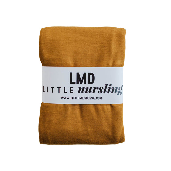 Little Nursling™ Knit Jersey Swaddle Baby Blanket | Honey