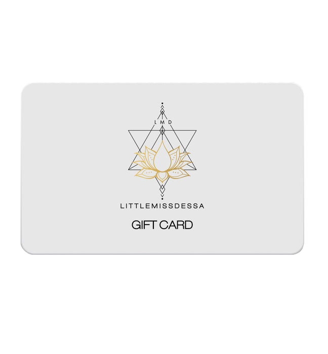 LMD eGift Card - LITTLEMISSDESSA