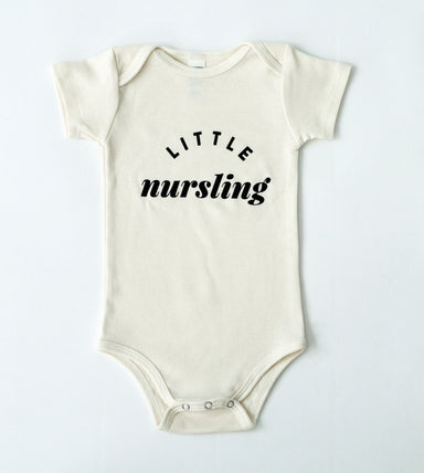 Little Nursling™ Organic Cotton Onesie - LITTLEMISSDESSA