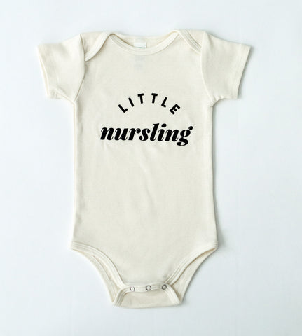 Organic Onesie - Made from Organic Cotton