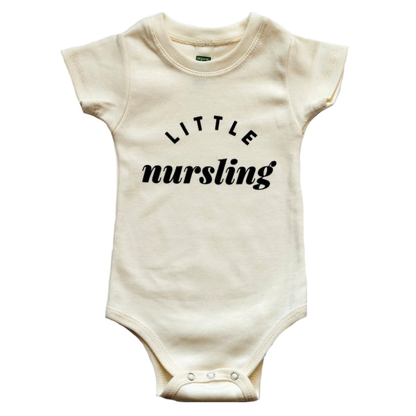 Little Nursling™ Organic Cotton Onesie