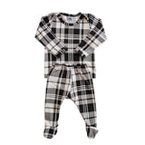 LITTLE NURSLING™ ESSENTIAL SNUGGLE SET | Onyx Plaid