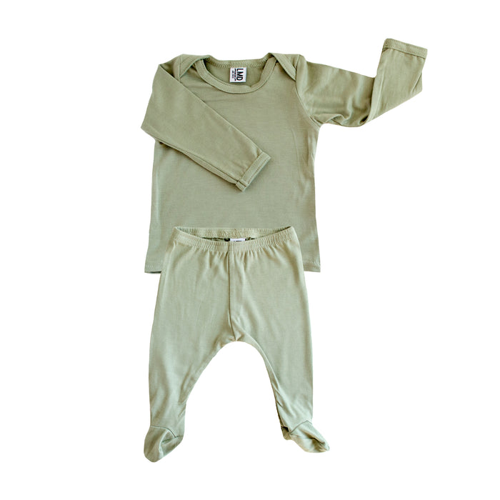 Snuggle Set | Sage Green - LITTLEMISSDESSA