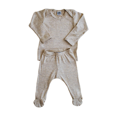 Snuggle Set | Sweet Flax Oatmeal - LITTLEMISSDESSA