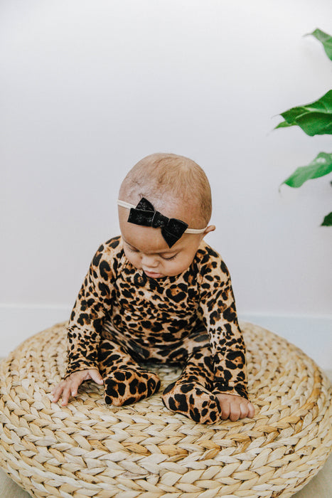 Snuggle Set | Cheetah Animal Print - LITTLEMISSDESSA