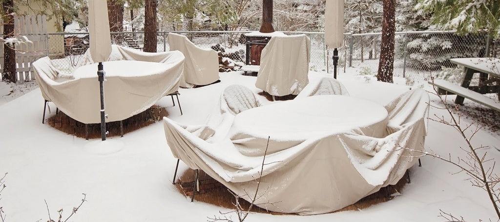 Protect Your Investment With Patio Furniture Covers