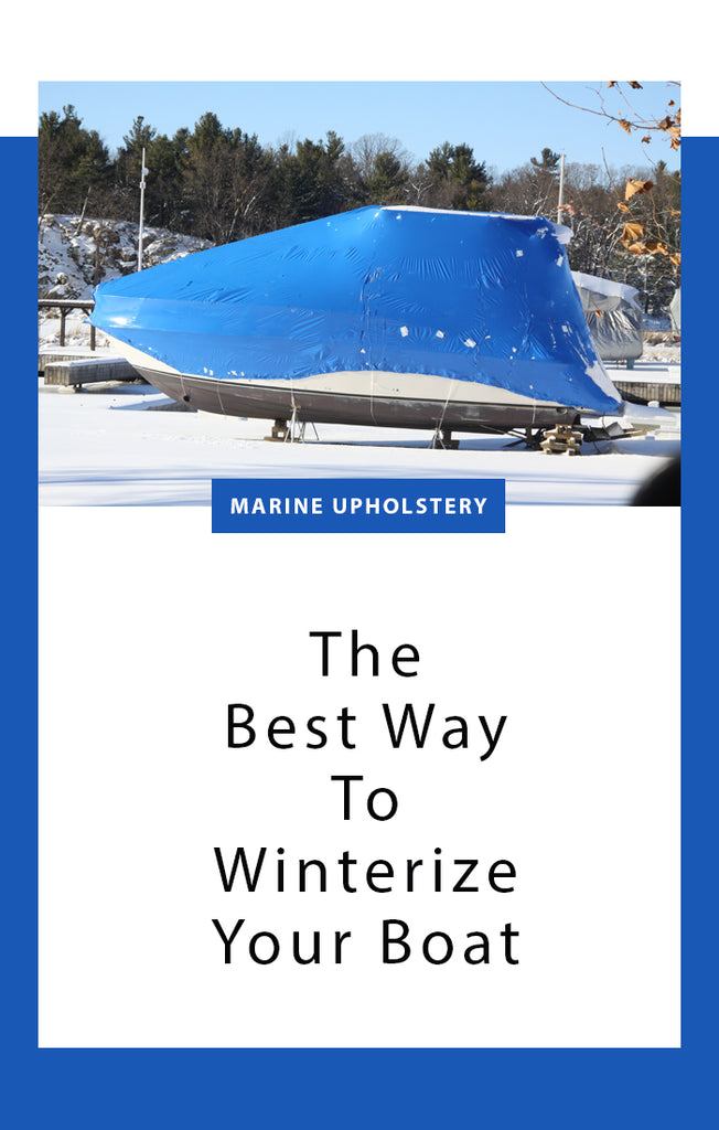 The Best Way To Winterize Your Boat