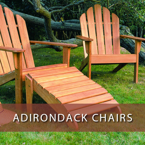 Adirondack Chairs at Jacobs Custom Living