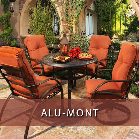 ALU-MONT AT JACOBS CUSTOM LIVING