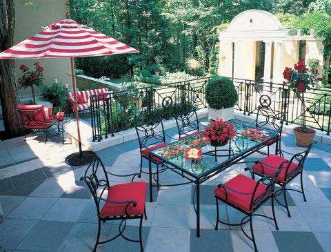 Summer Classics Is A Premier Manufacturer Of High Quality Outdoor And Patio  Furniture In Resin Wicker, Cast Aluminum, Teak, And Iron.