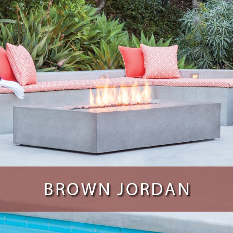 BROWN JORDAN AT JACOBS CUSTOM LIVING