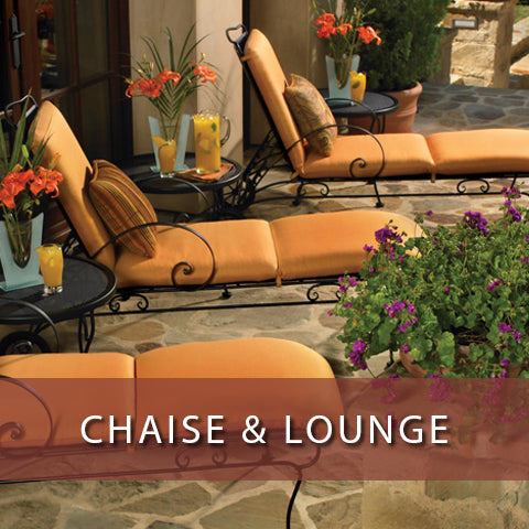 Chaise and Lounge at Jacobs Custom Living
