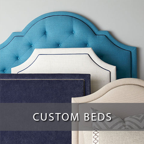 Bassett Custom Beds at Jacobs Custom Living