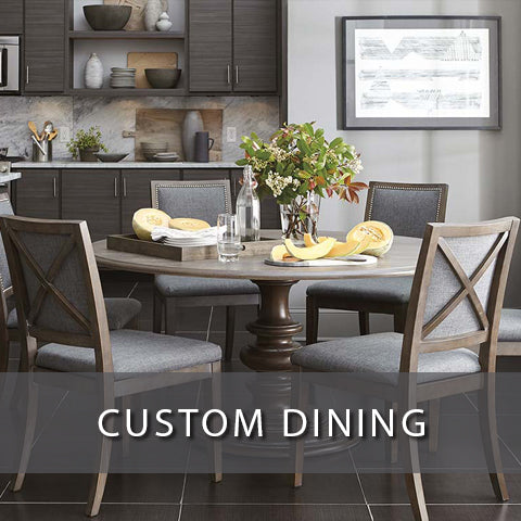 Bassett Custom Dining at Jacobs Custom Living