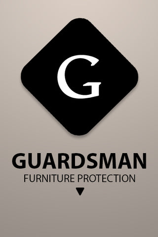 Guardsman furniture Protection at Jacobs Custom Living
