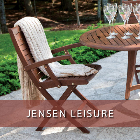 Jensen Leisure at Jacobs Custom Living