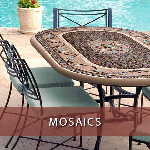 Mosaics at Jacobs Custom Living