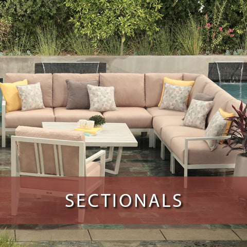 Sectionals at Jacobs Custom Living
