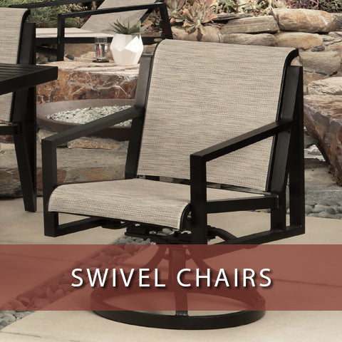 Swivel Chairs at Jacobs Custom Living