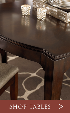Shop dining tables at Jacobs Custom Living