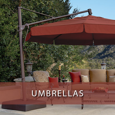 Umbrellas at Jacobs Custom Living