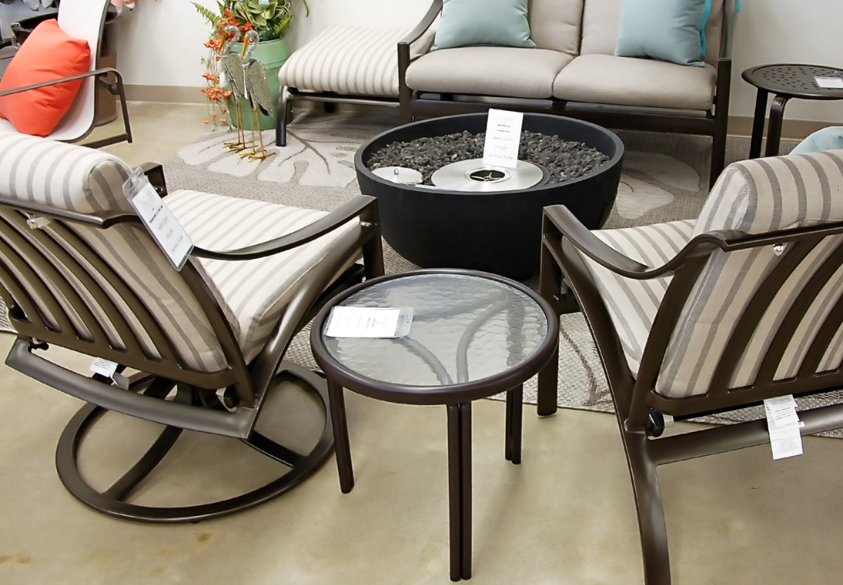 ACCENT TABLES AT JACOBS CUSTOM LIVING