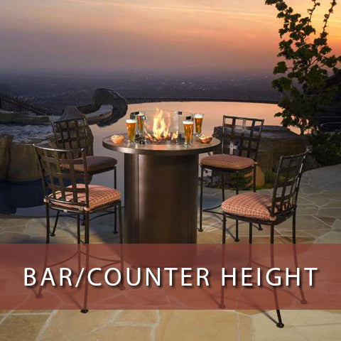 bar and counter height at Jacobs Custom Living