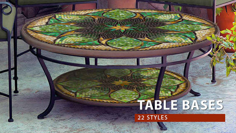 KNF Table Base Designs
