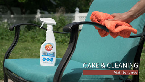 Care and Cleaning at Jacobs Custom Living