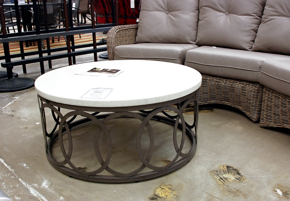coffee table at jacobs custom living