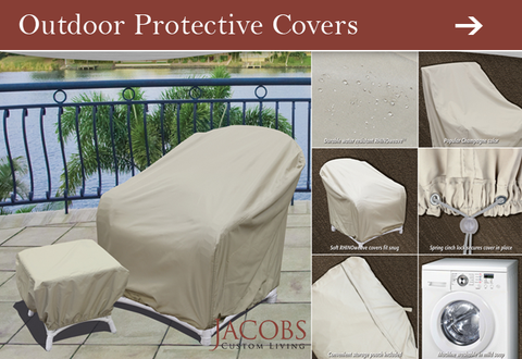 Outdoor Furniture Covers at Jacobs Custom Living