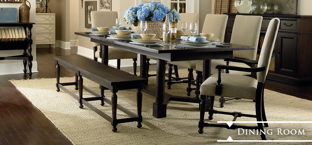 Dining Room Furnishings at Jacobs Custom Living