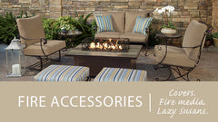Fire Accessories O.W. Lee Jacobs Custom Living