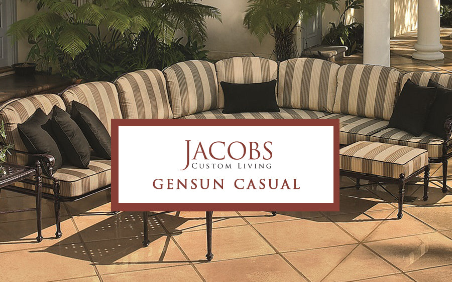 Gensun Casual at Jacobs Custom Living