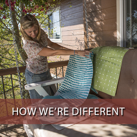 How we're different at Jacobs Custom Living